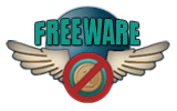 Freeware logo & symbol